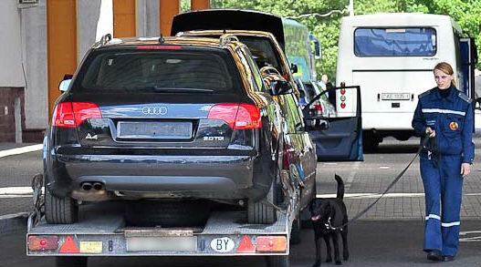 Как в Украину нелегально завозят автомобили: 6 способов 1