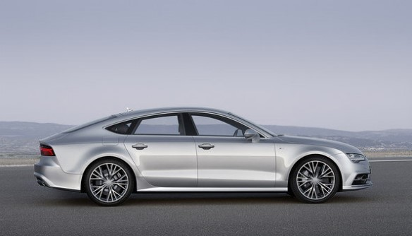 Компания Audi испытывает «беспилотный» автомобиль 2