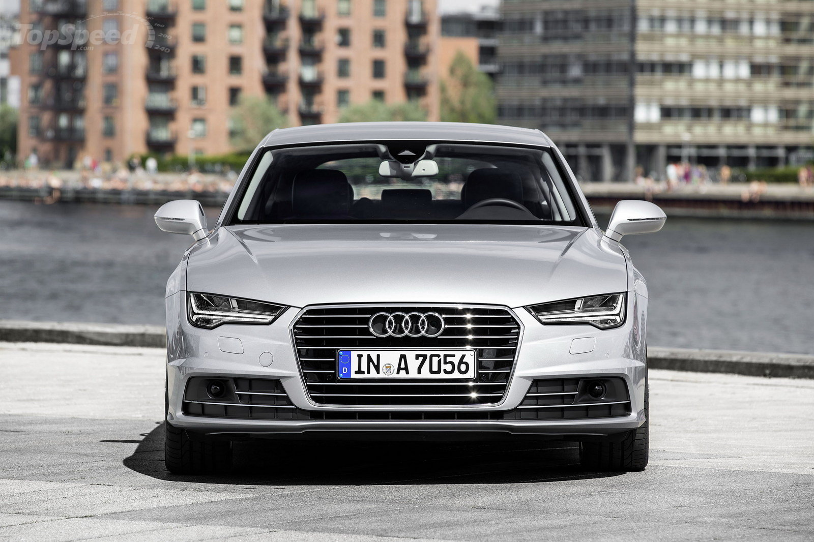 Компания Audi испытывает «беспилотный» автомобиль 1