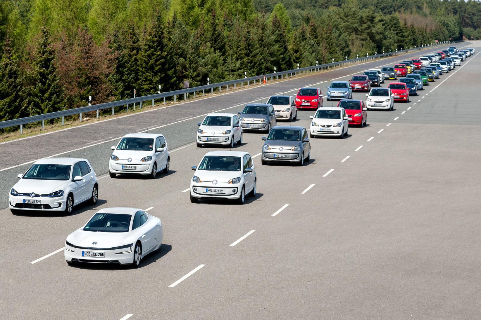 Концерн Volkswagen планирует выпустить 30 электрических моделей 2