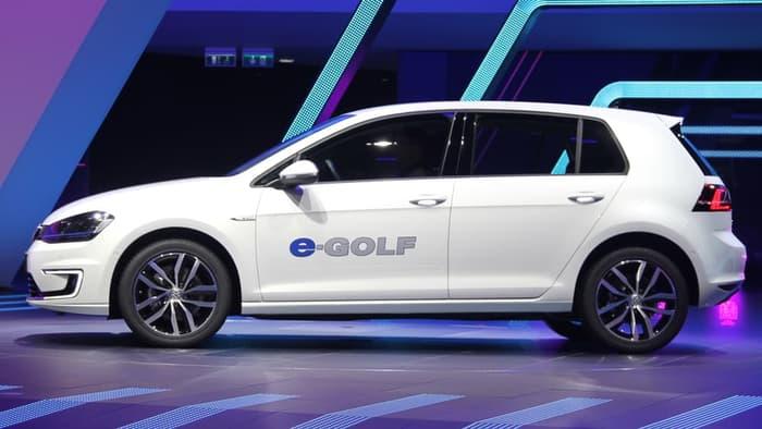 Концерн Volkswagen планирует выпустить 30 электрических моделей 1