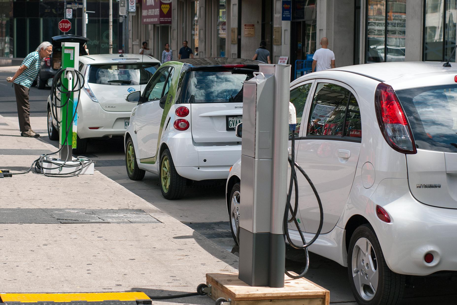 Продажи электромобилей в Европе достигли 500 тысяч экземпляров 2