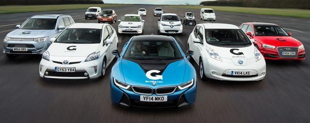 Продажи электромобилей в Европе достигли 500 тысяч экземпляров 1