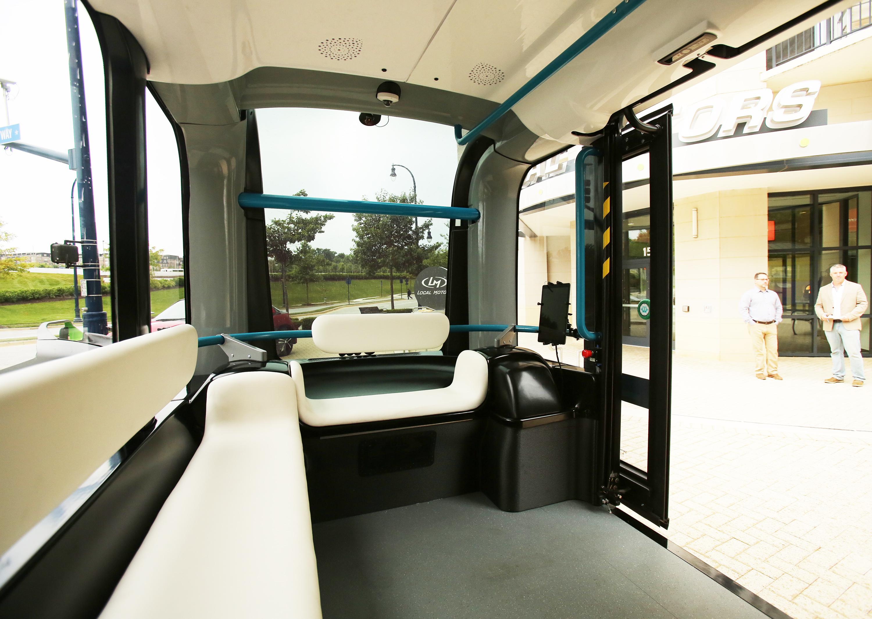 На дорогах Америки появятся автобусы, распечатанные на 3D-принтере 3