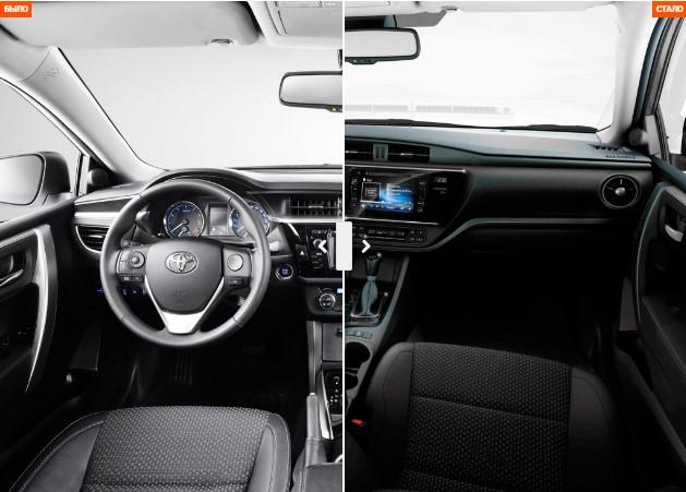 Компания Toyota презентовала новую Corolla 3