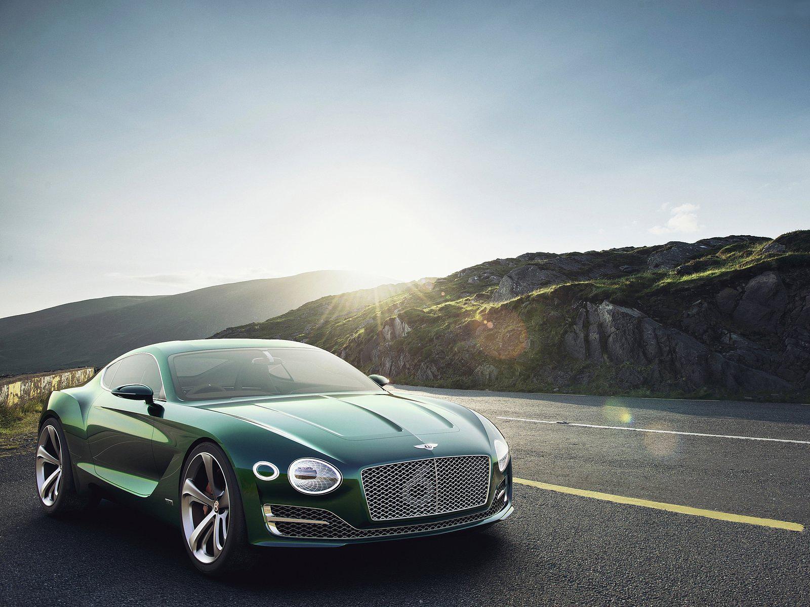 Bentley посвятит свой спорткар бывшему главе компании 1