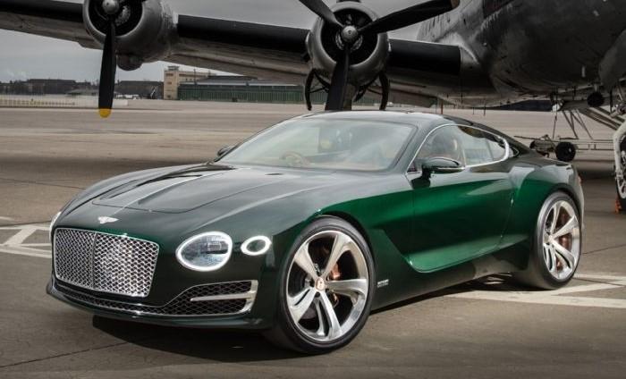 Bentley посвятит свой спорткар бывшему главе компании 2