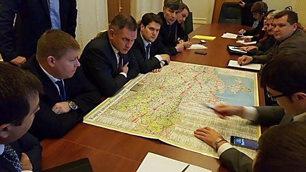 Фонд автомобильных дорог Украины может появиться уже в следующем году 1