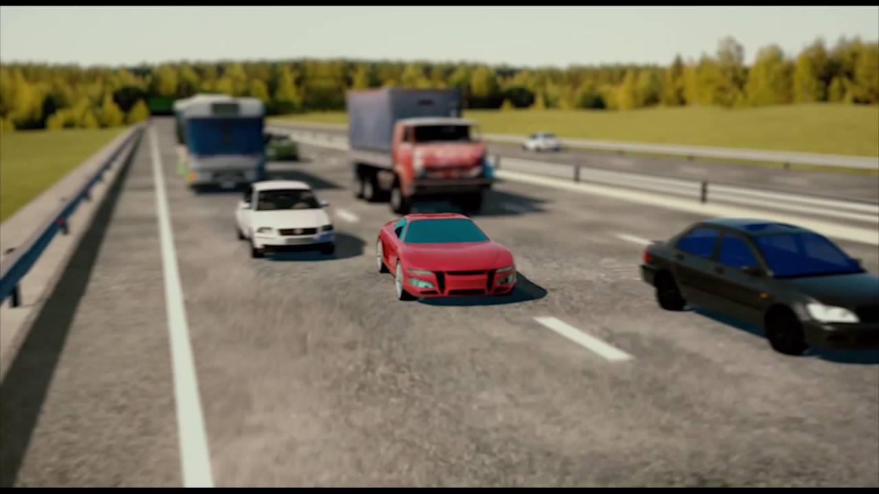 Самые распространенные мифы об особенностях дорожного движения 1