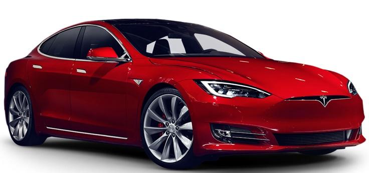 Марка Tesla презентовала новую версию Model S 1