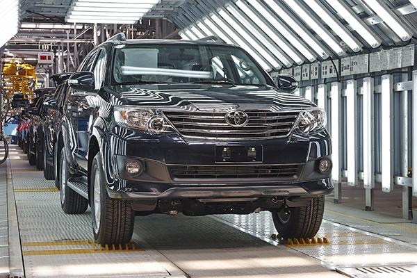 Компания Toyota позволит персоналу «работать из дома» 1