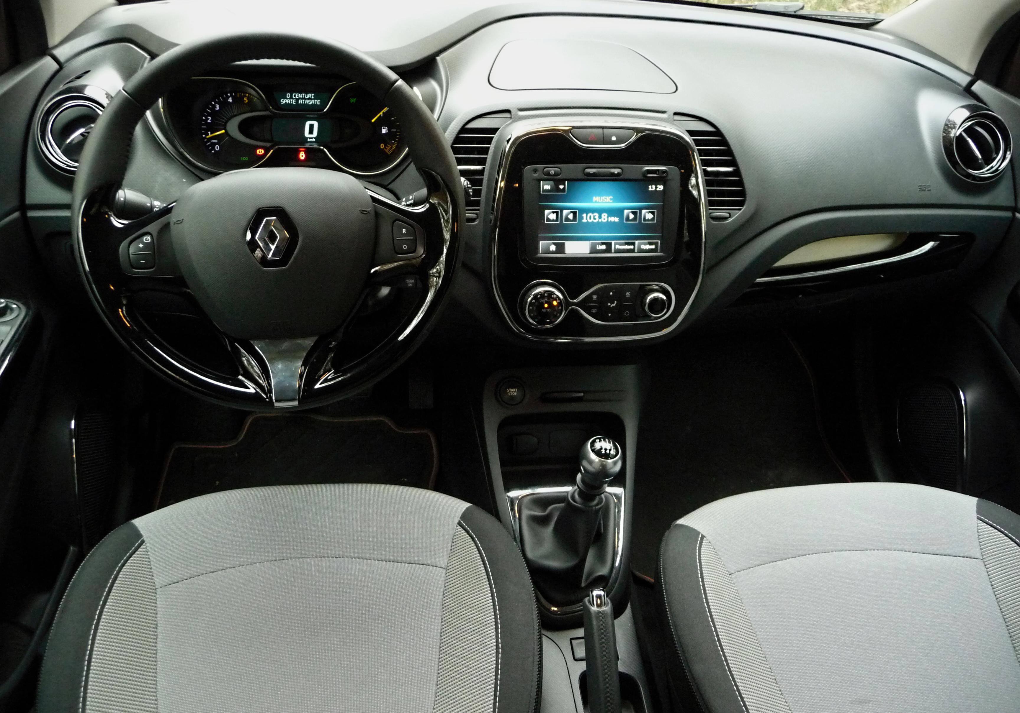 «Дизельный» Renault Captur представлен в Украине 2