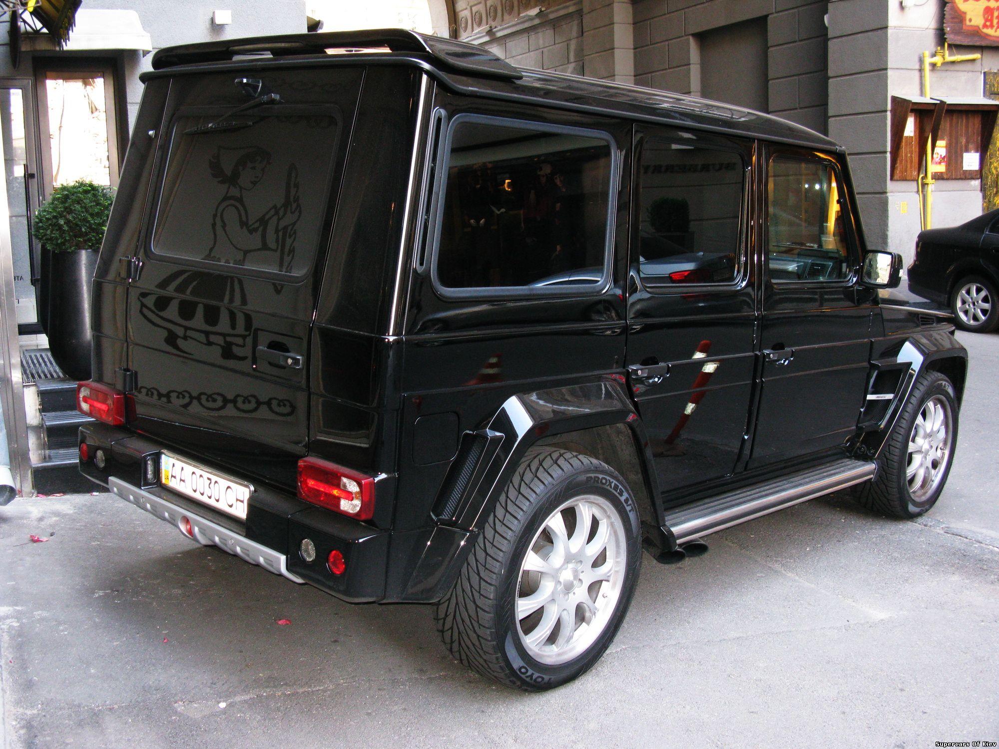Какие автомобили предпочитают народные депутаты Украины 2
