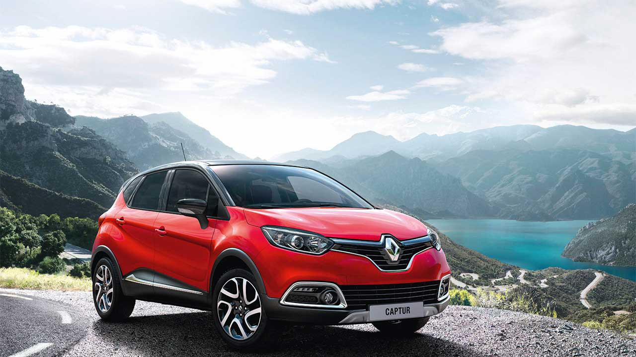 «Дизельный» Renault Captur представлен в Украине 1