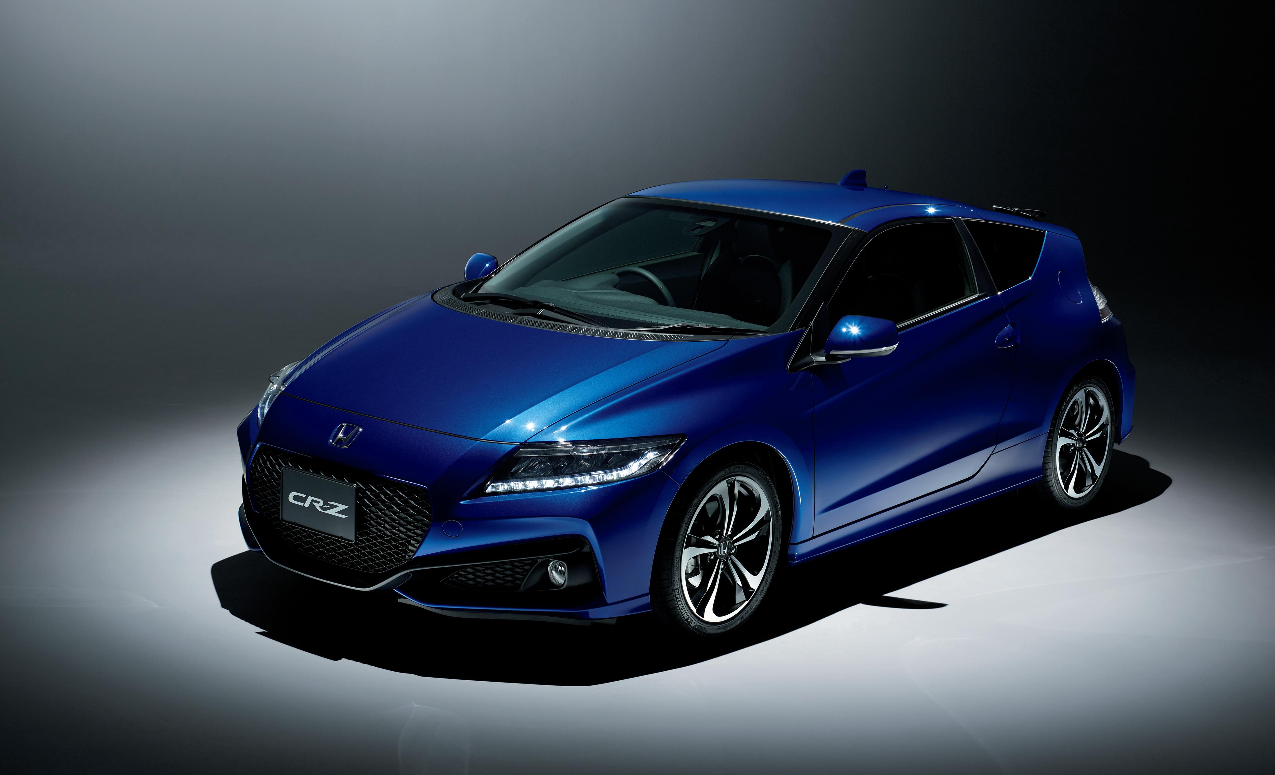Honda презентовала заключительную версию купе CR-Z 1