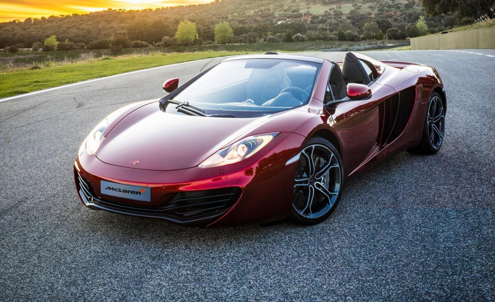 McLaren отказался от идеи выпустить внедорожную модель 1