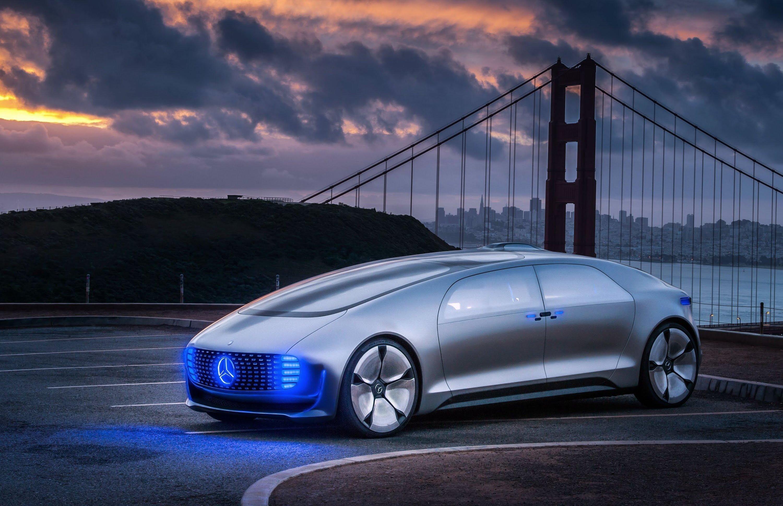 К 2025 году количество беспилотных авто превысит 20 миллионов 1