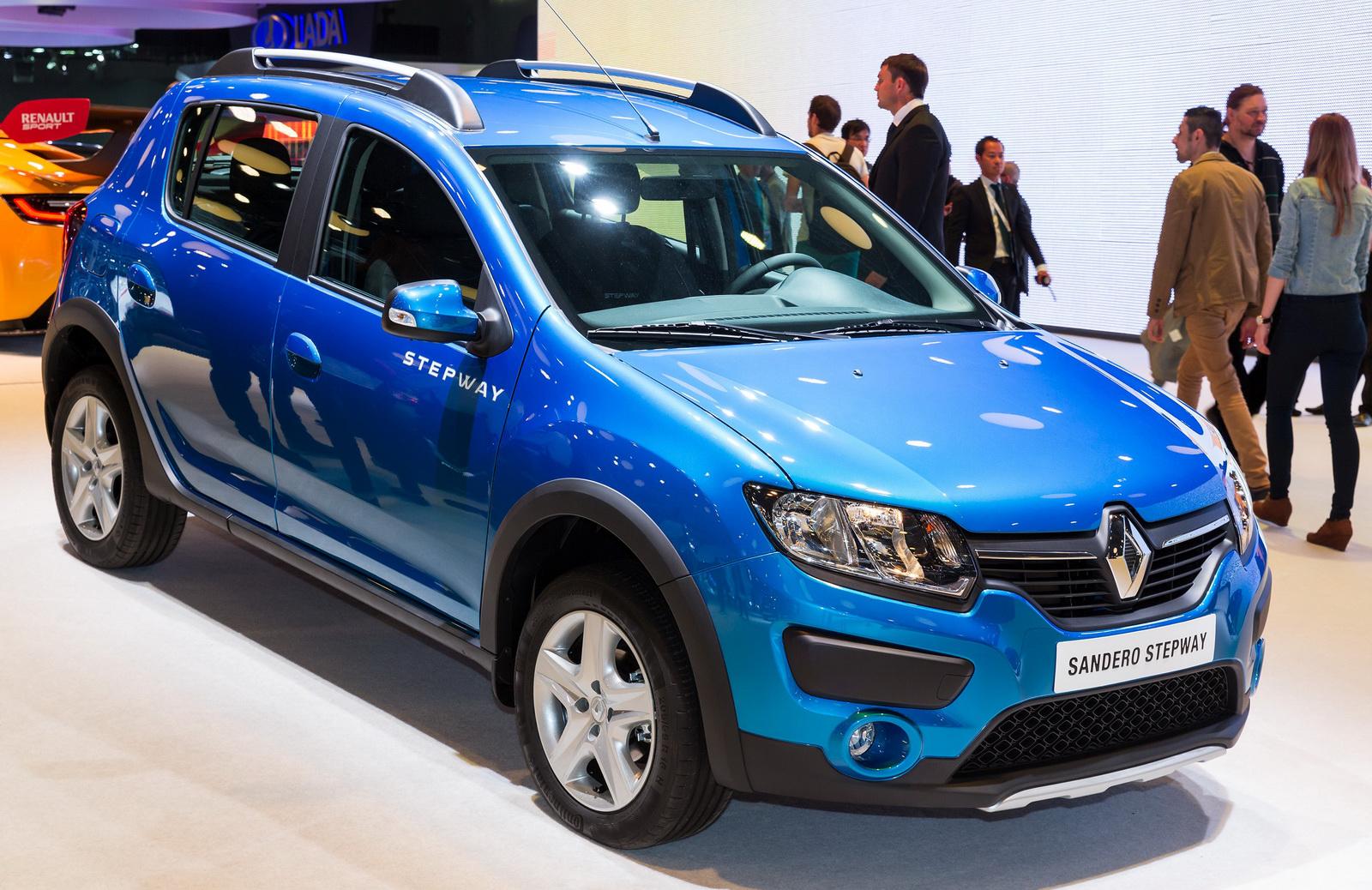 Марка Dacia презентует две новые модели 2