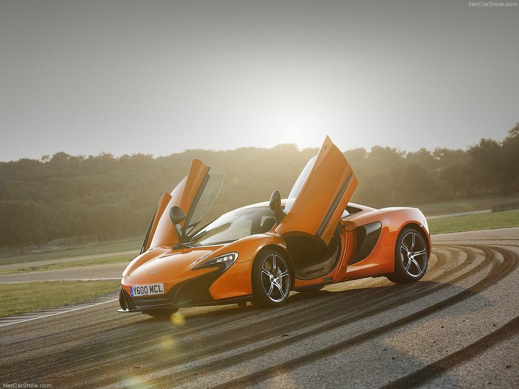 Компания McLaren выпустит преемника модели 650S 1