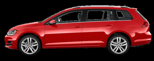 Volkswagen презентовал универсал Golf Estate Match Edition 1