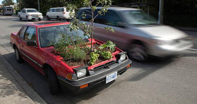 Самые странные и смешные автомобили в мире 5