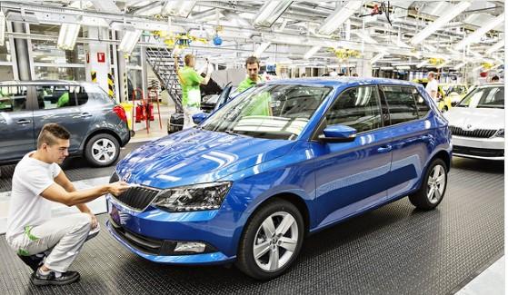 Чешским автопроизводителям не хватает рабочих 1