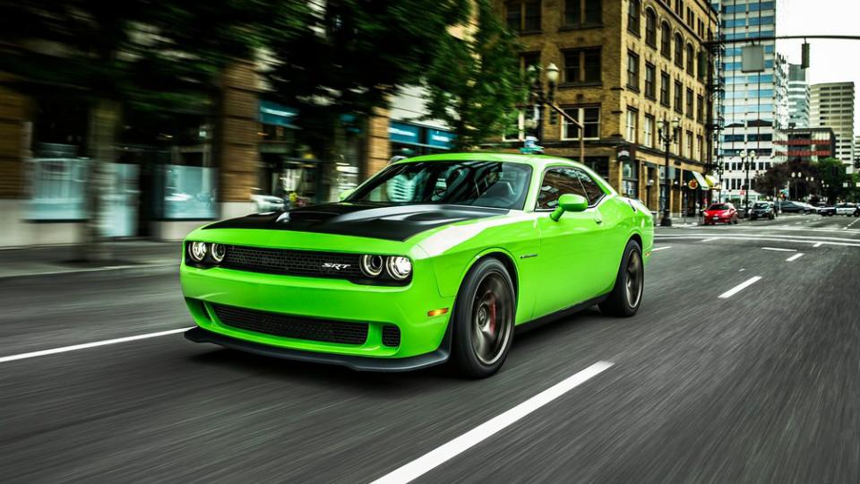 Dodge Challenger кардинально изменился 1