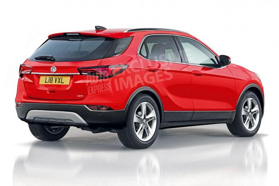 Opel презентует новый семиместный кроссовер 2