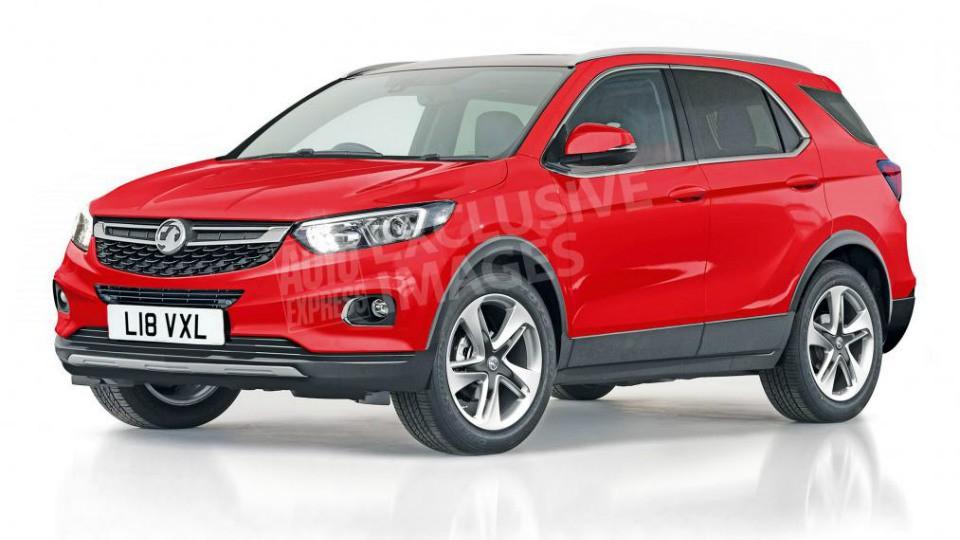 Opel презентует новый семиместный кроссовер 1