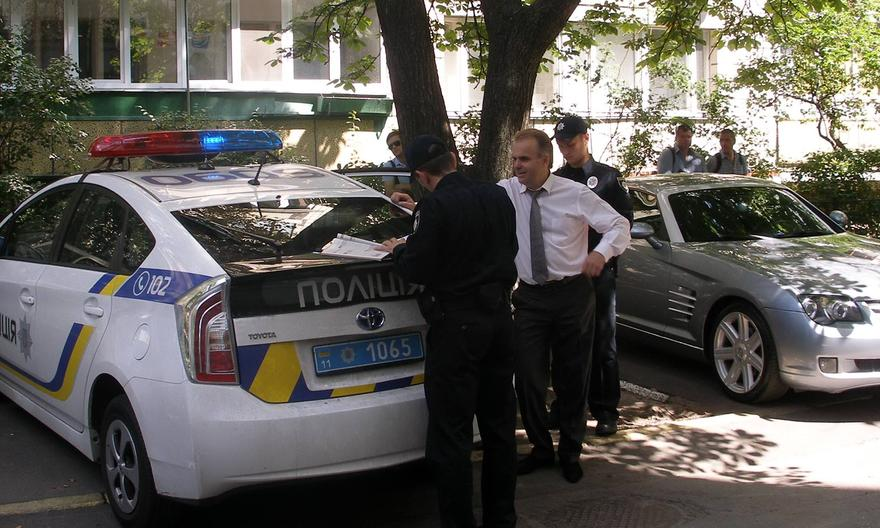 С 7 ноября штрафовать водителей «не сможет никто» 1