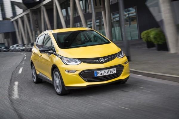 Opel планирует выпустить семь новинок за год 2