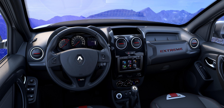 Renault создала «экстремальную» версию «Дастера» 2