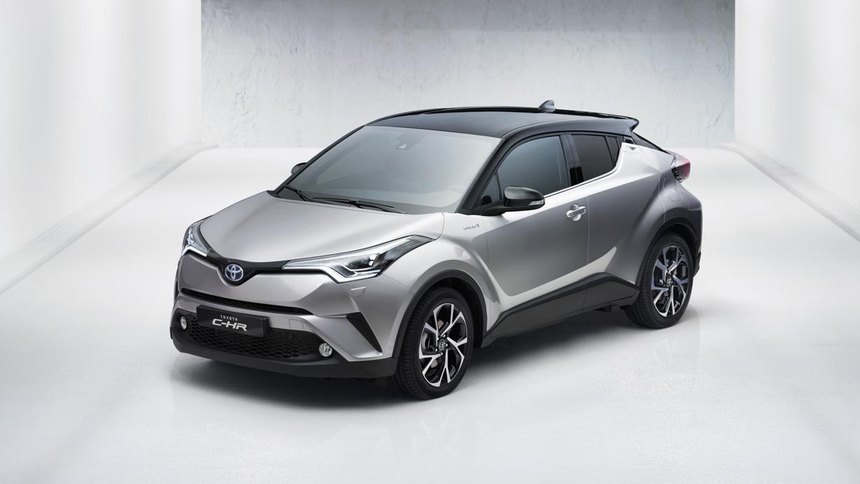 Стартовало серийное производство нового кроссовера Toyota 1
