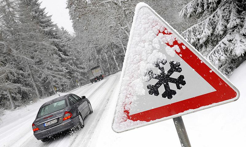 ВР введет штраф за отсутствие зимних шин 1
