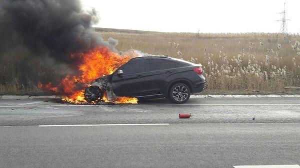BMW X6 2015 - отзыв владельца 1