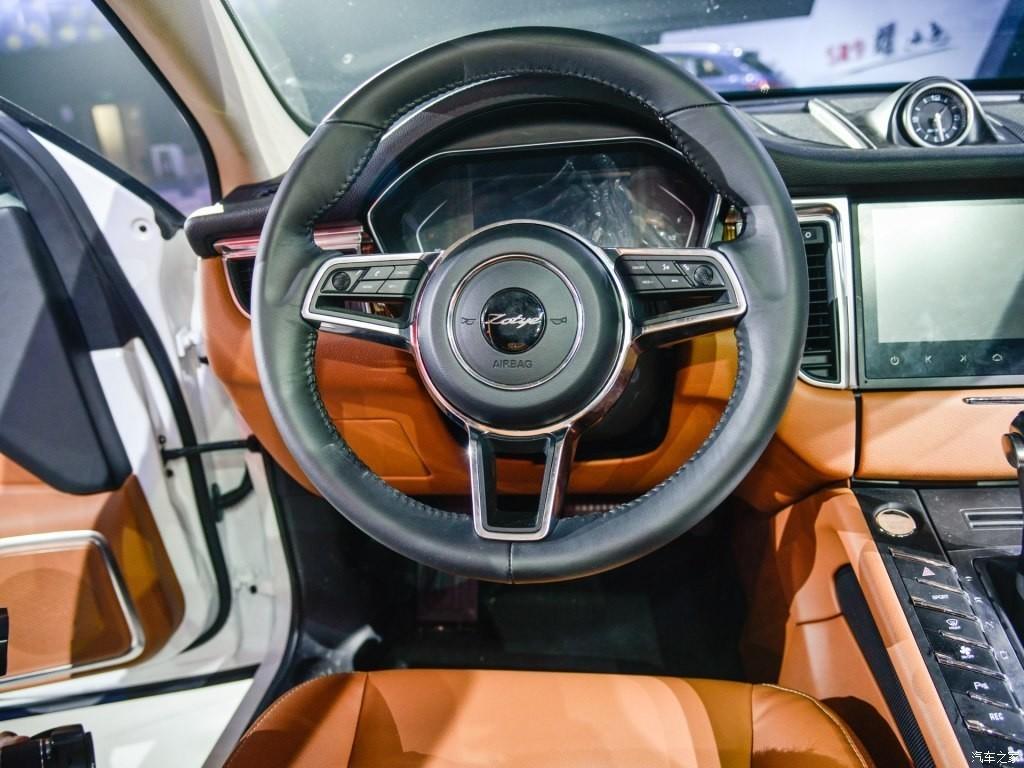«85-процентная» копия Porsche Macan: названа цена 1