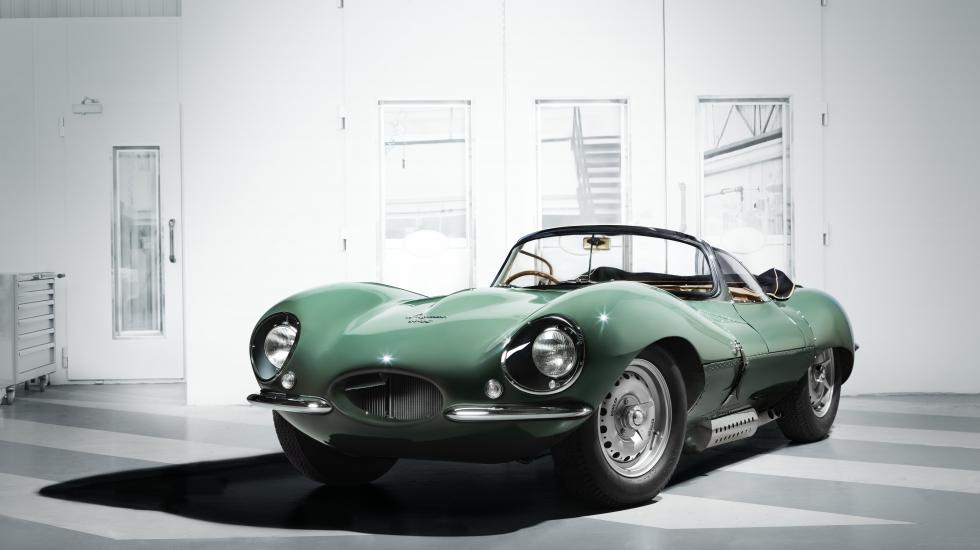 9 новых Jaguar XKSS раскупили еще до премьеры 2