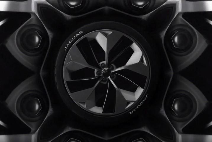 Jaguar покажет полностью электрический кроссовер 1