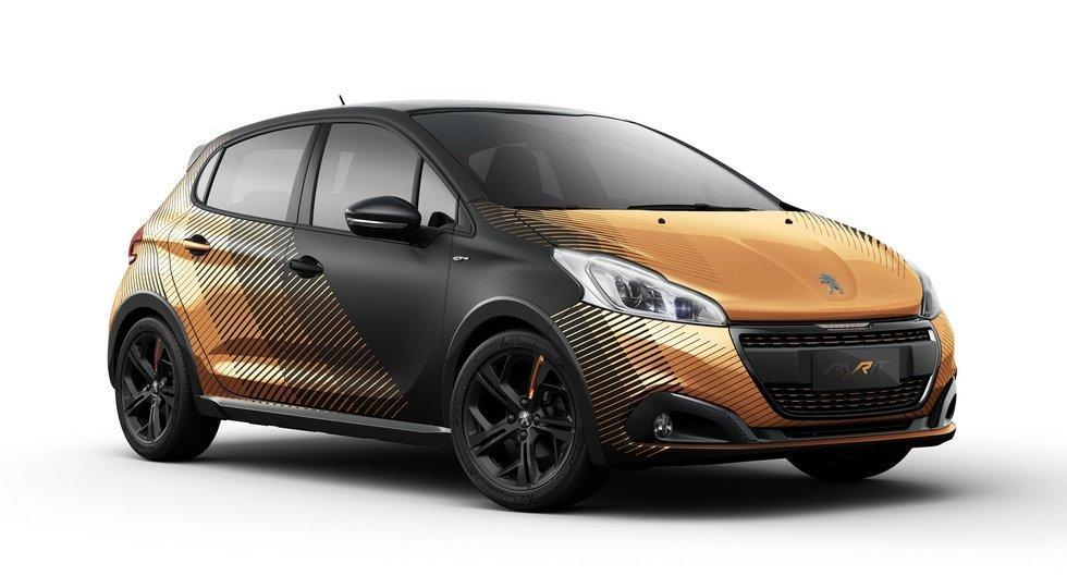 Компания Peugeot представила две концептуальные модели 1