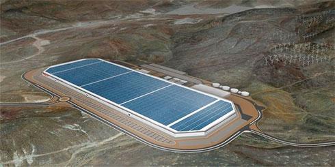 Tesla построит свою «гигафабрику» в Европе 1