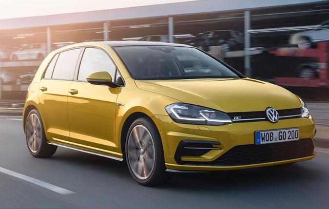 Volkswagen представил обновлённый Golf VII 2