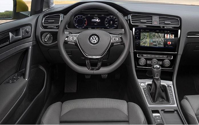 Volkswagen представил обновлённый Golf VII 4
