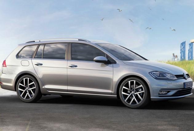 Volkswagen представил обновлённый Golf VII 6