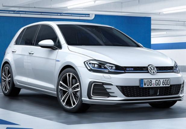 Volkswagen представил обновлённый Golf VII 7