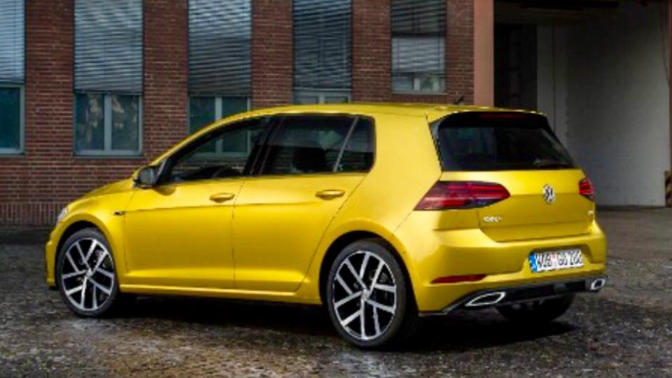 Обновленный Volkswagen Golf: изменения не заметны 2