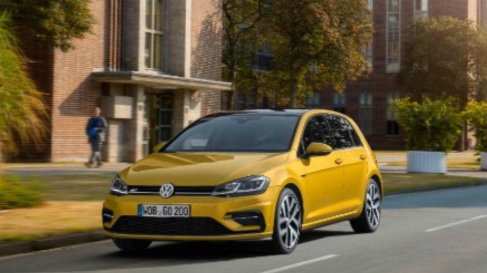 Обновленный Volkswagen Golf: изменения не заметны 1