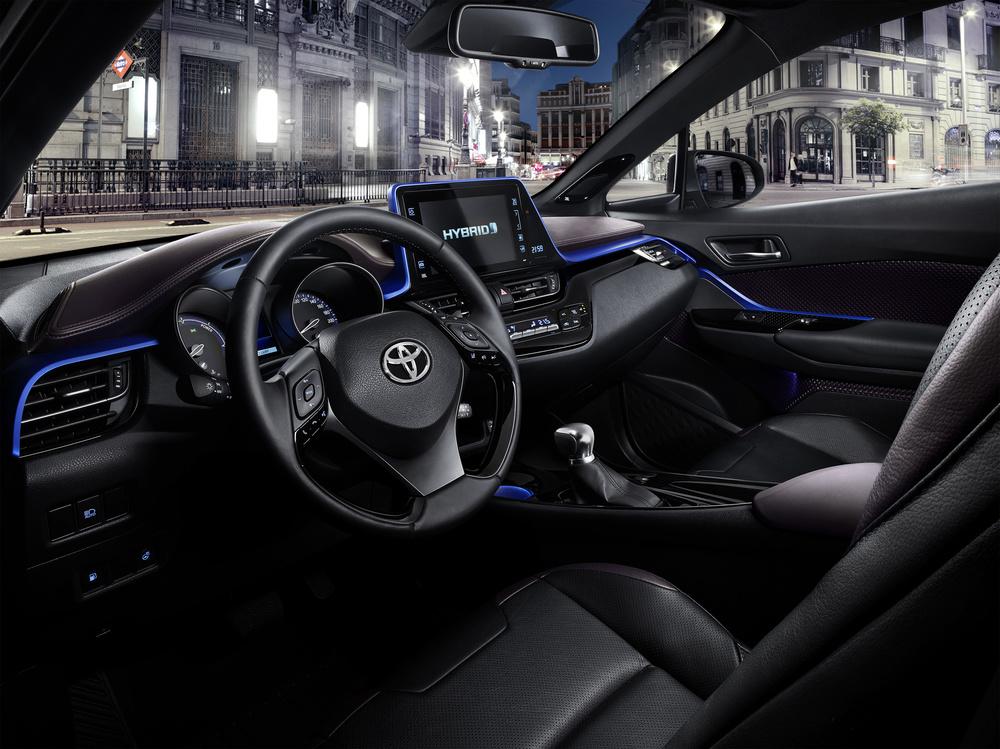 Новый кроссовер Toyota: тот еще «стиляга» 2