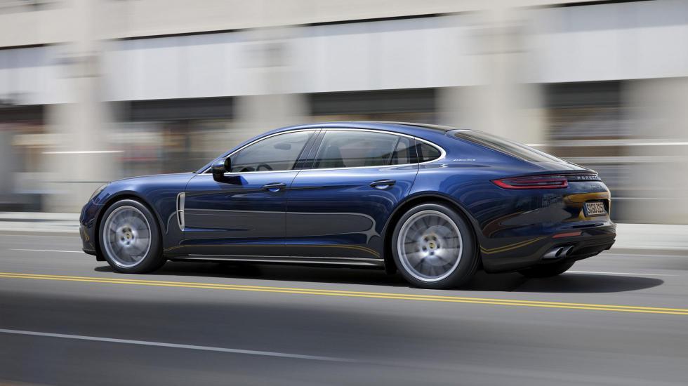 В Porsche сделали роскошную Panamera и «бюджетную» 1