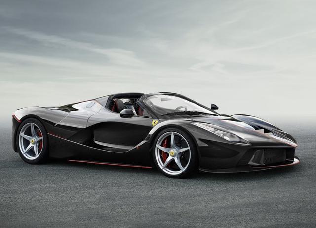 Все новые Ferrari будут гибридами 1