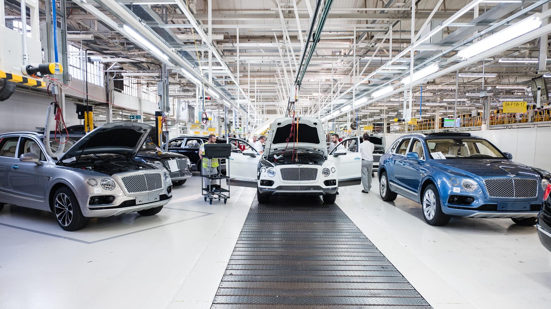 На автозаводе: как собирают самые дорогие автомобили в мире 1